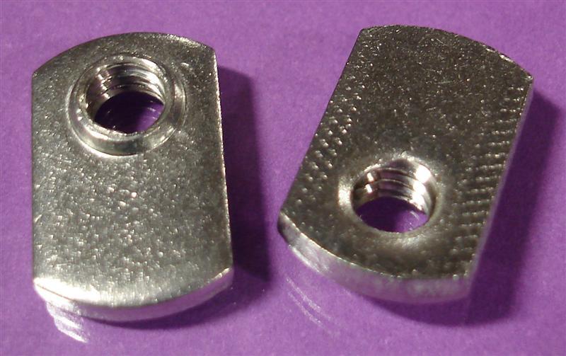 10 24 Single Tab Spot Weld Nut