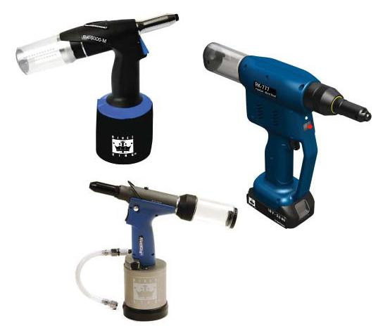 Riveting Tools | Pneumatic Rivet Tool | JHP Fasteners