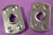 Four Projection Tab Weld Nut