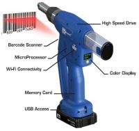 RK777 Battery Operated Rivet Tool